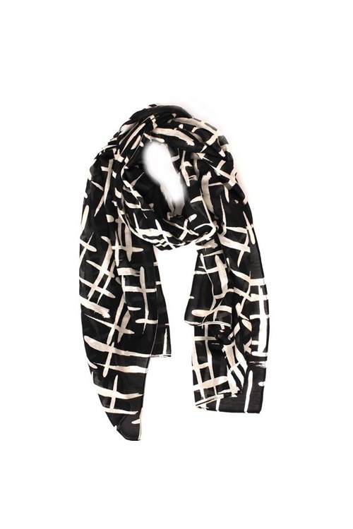 Passigatti Scarves And Foulards BLACK