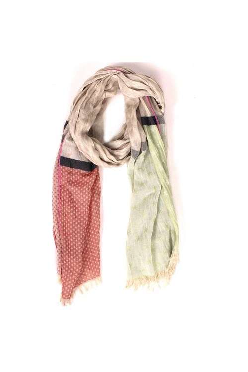 Passigatti Scarves And Foulards WHITE