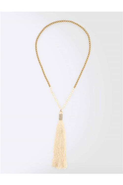 Weekend Maxmara Necklaces BROWN