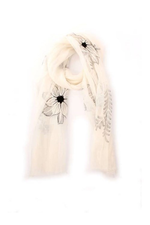 Marella Scarves And Foulards WHITE
