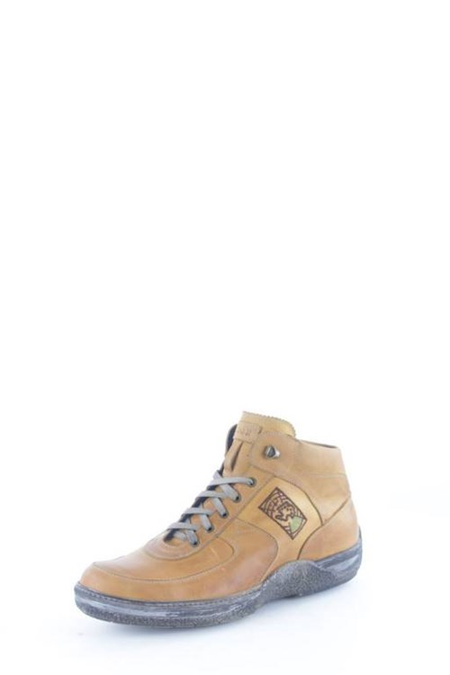 Lion Shoes Sneakers BROWN
