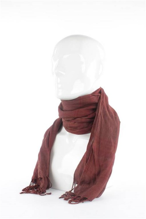 Mcs Marlboro Classic Scarves And Foulards BRICK RED