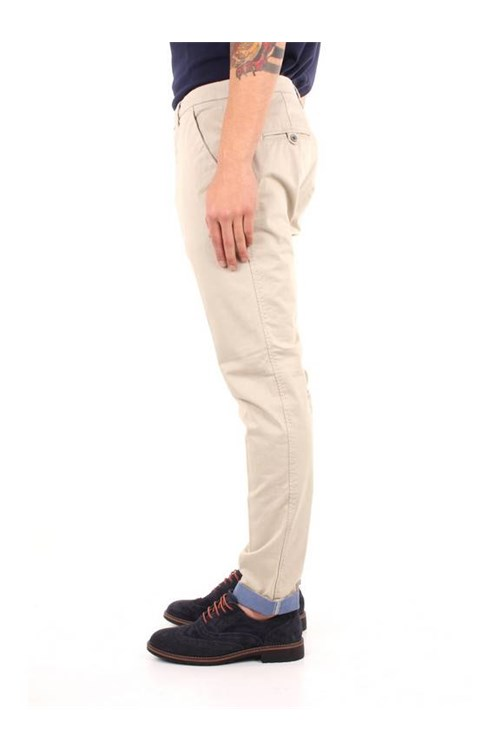 Mason's - Powell Trousers ECRU