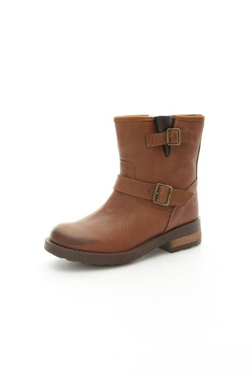 Melania boots BROWN