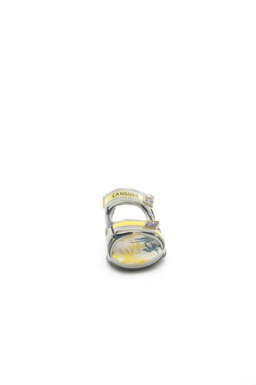 Canguro Sandals YELLOW