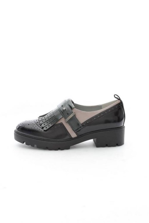 Luciano Barachini Loafers GREY