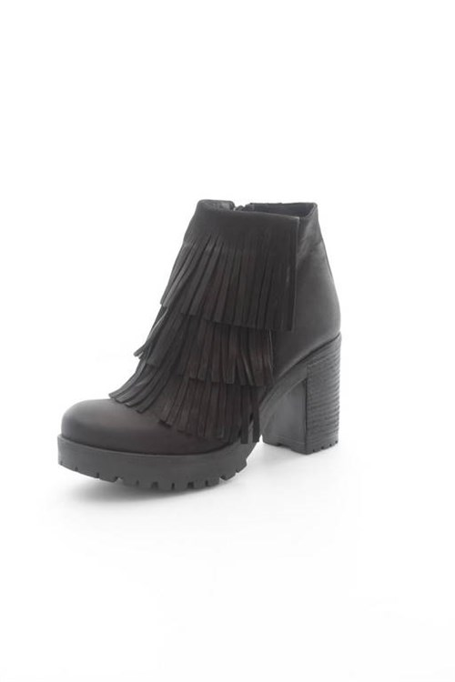 Hipster boots BLACK