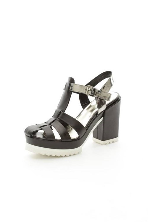 Simpaty With heel BLACK
