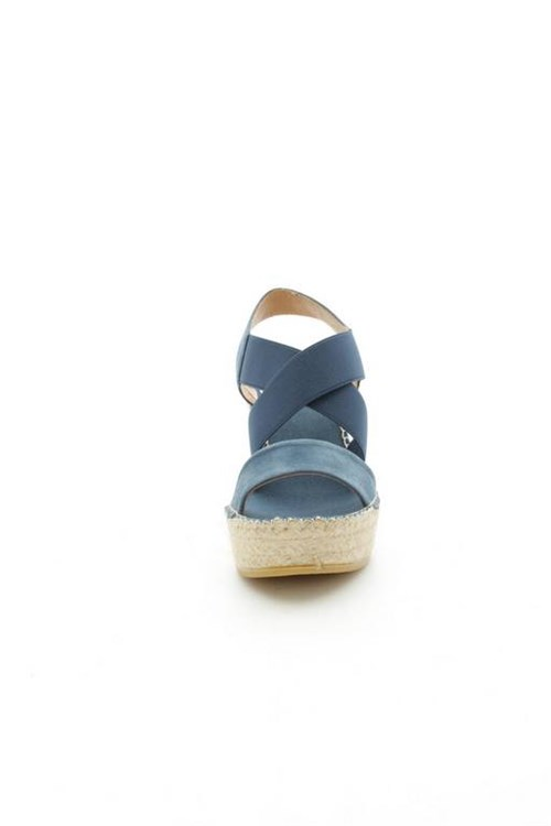 Vidorreta Rope Shoes BLUE