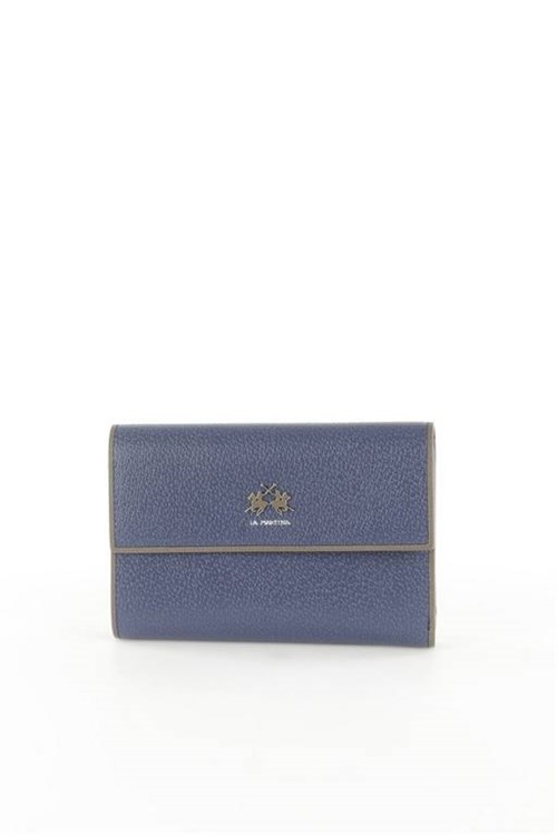 La Martina Women's wallets NAVY BLUE