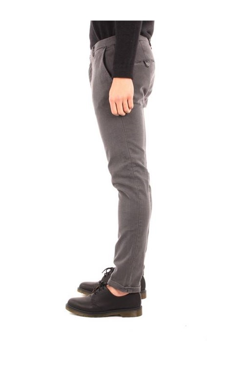 Mason's - Powell Trousers GREY