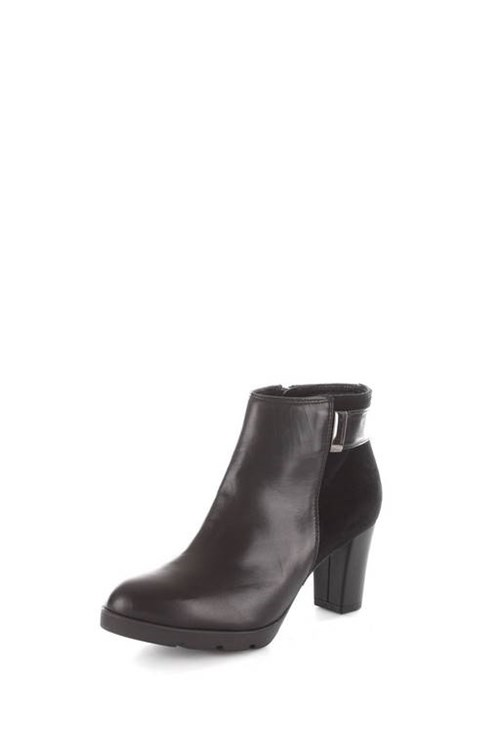 Donna Soft boots BLACK