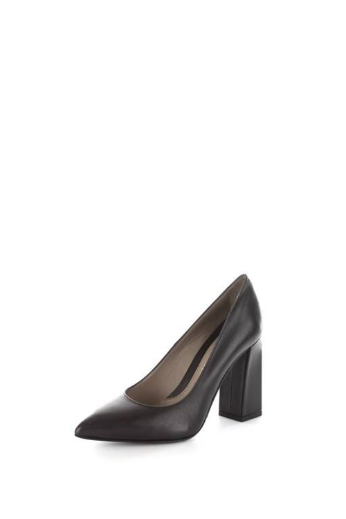 Cafe' Noir Heels BLACK