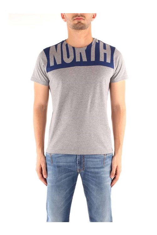 North Sails T-shirt GREY