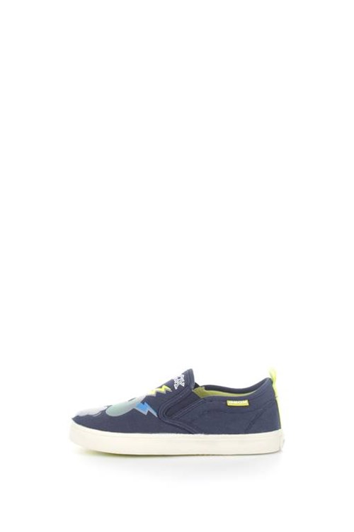Geox Junior Loafers LIGHT BLUE