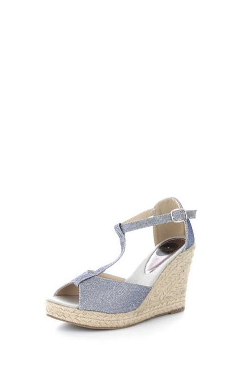 Hl - Helen Espadrilles LIGHT BLUE