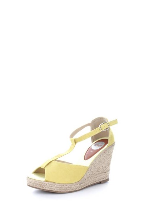 Hl - Helen Rope Shoes YELLOW