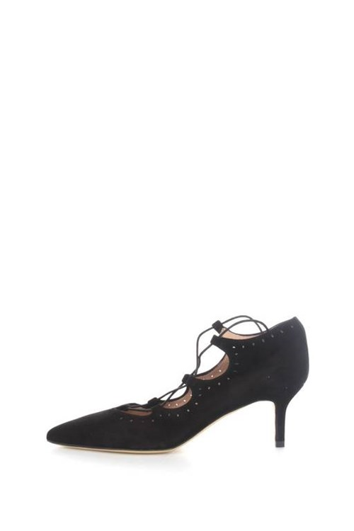 Sharon Moore Heels BLACK