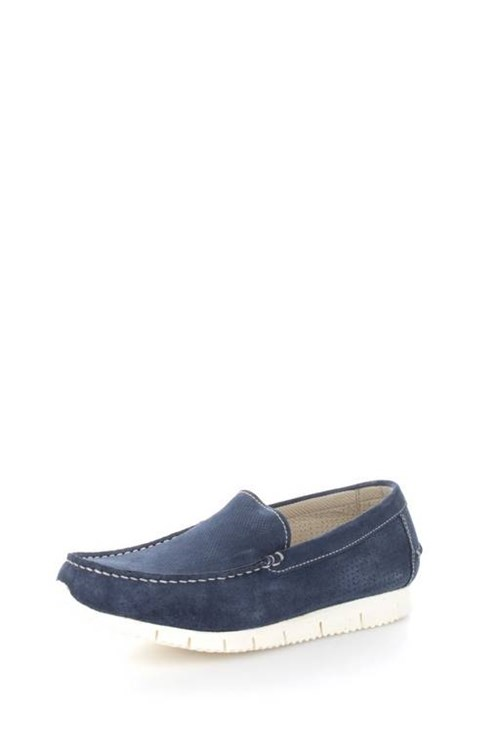 Lion Shoes Loafers BLUE