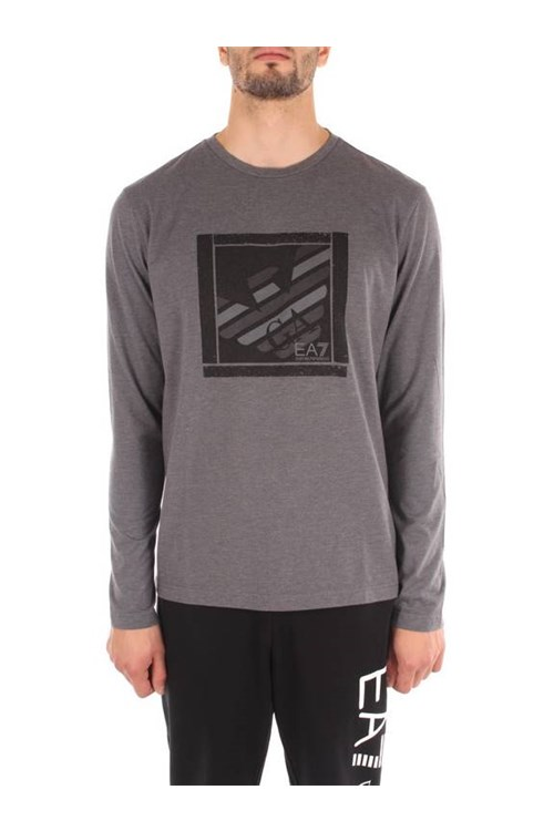 Ea7 T-shirt GREY