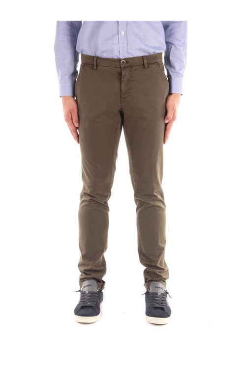 Mason's - Powell Trousers GREEN