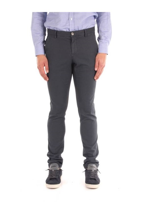Mason's - Powell Trousers BLUE