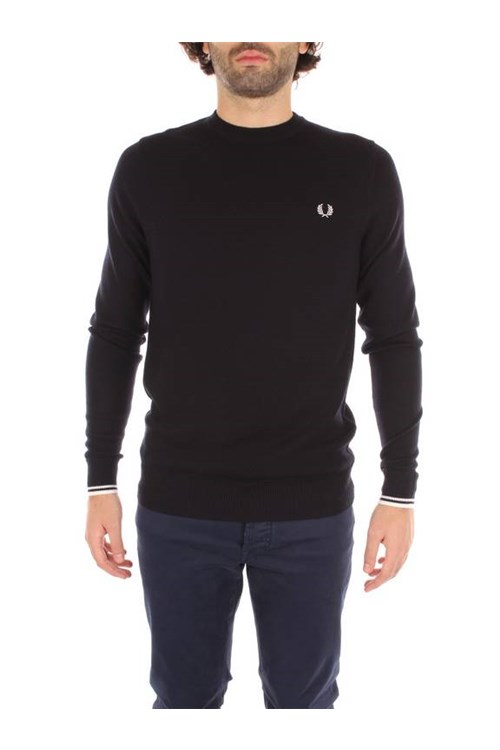 Fred Perry Choker LIGHT BLUE