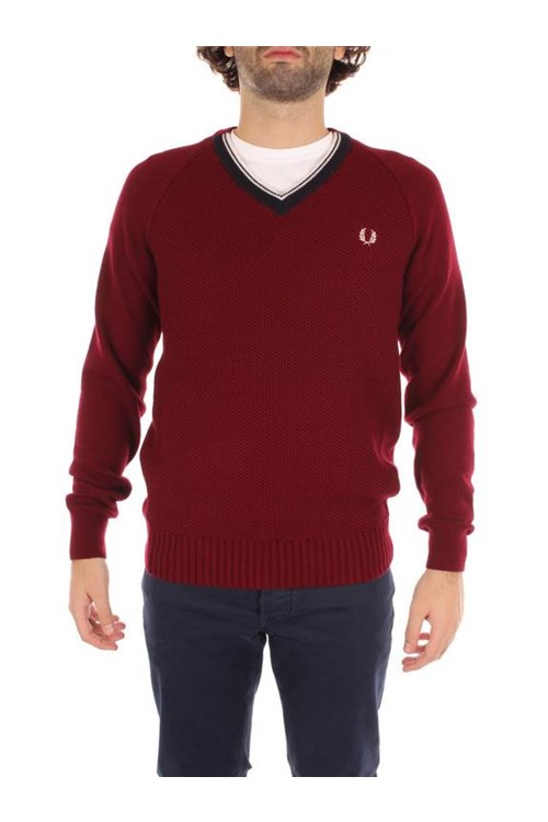 Fred Perry Choker BORDEAUX