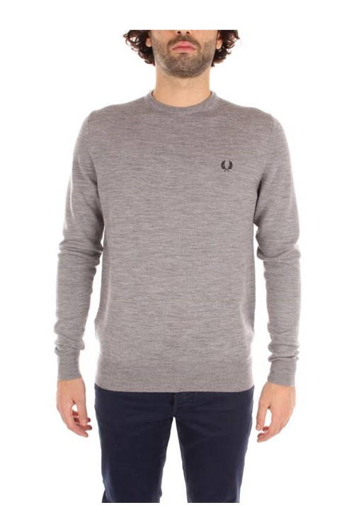 Fred Perry Knitwear GREY