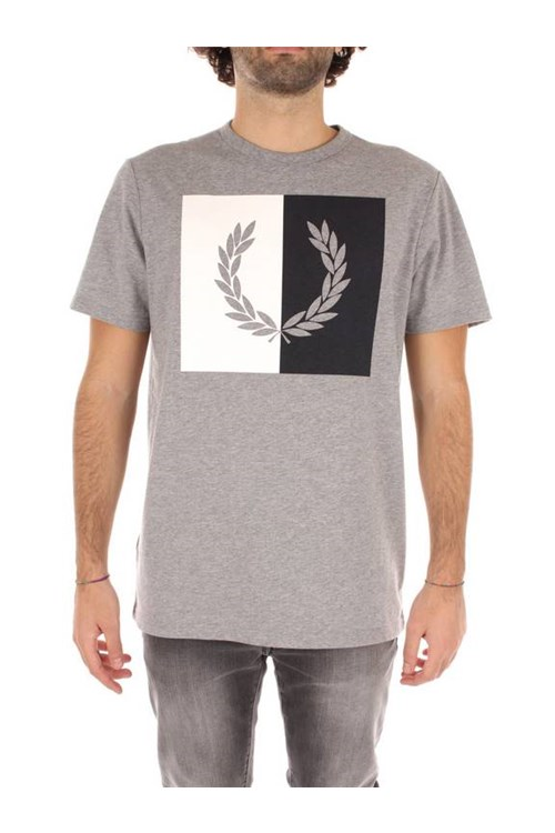 Fred Perry T-shirt GREY