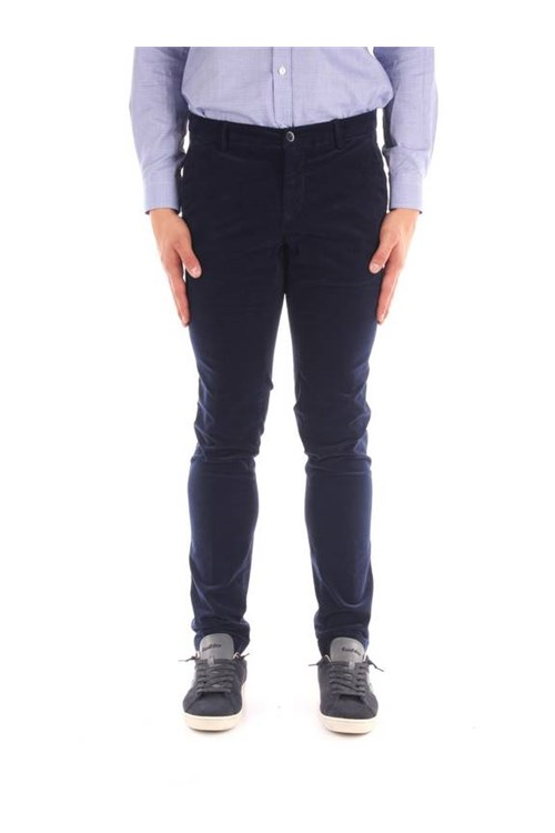 Mason's - Powell Trousers LIGHT BLUE