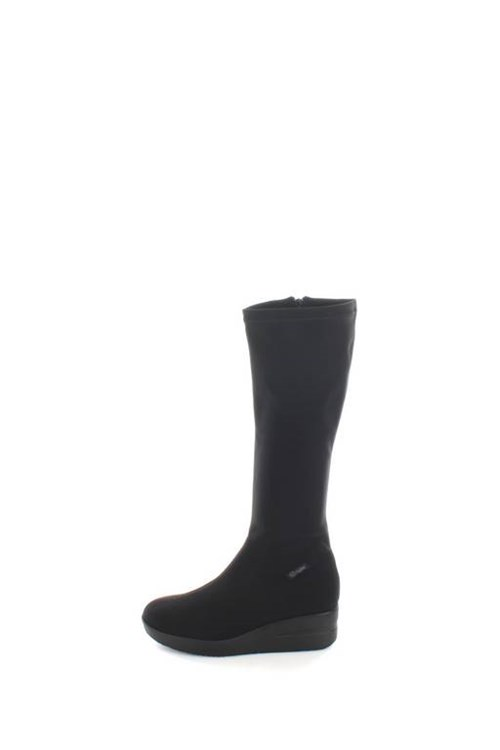 Agile By Rucoline Boots BLACK