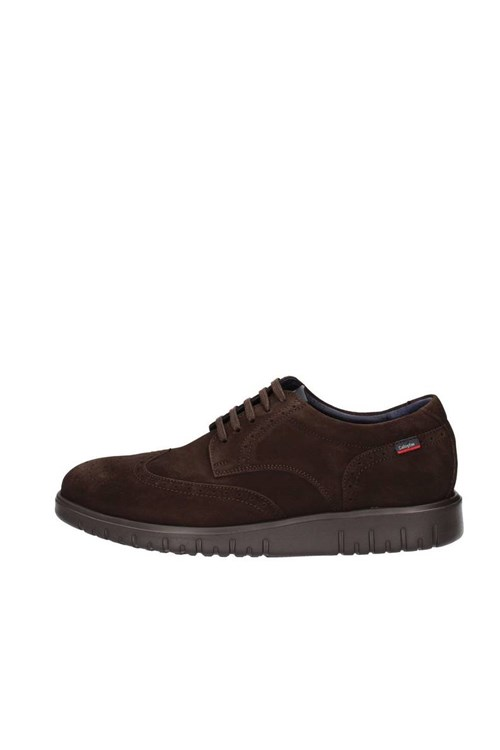 Callaghan Shoes With Laces BROWN