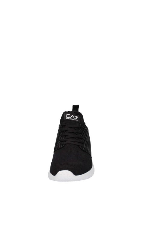 Ea7 low BLACK