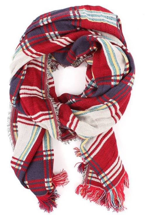 Passigatti Scarves RED