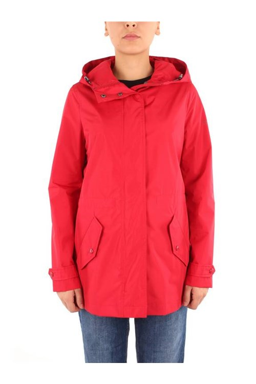 Penn-rich By Woolrich Outerwear RED