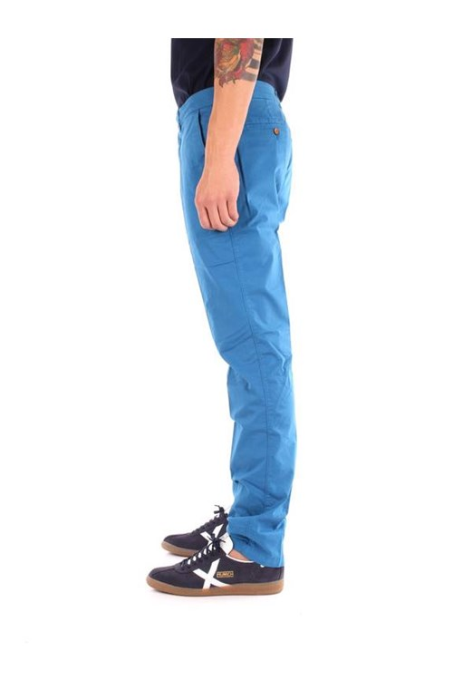 Harmont & Blaine Chino LIGHT BLUE