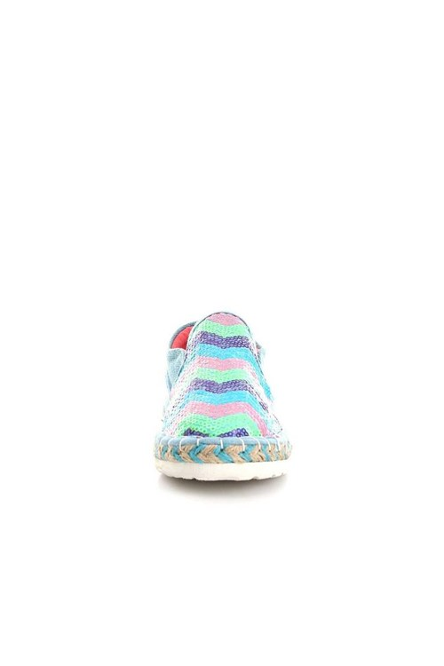 Lelli Kelly Rope Shoes TURQUOISE