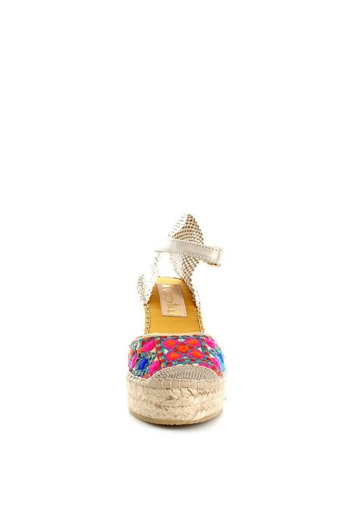 Vidorreta Rope Shoes FUCHSIA