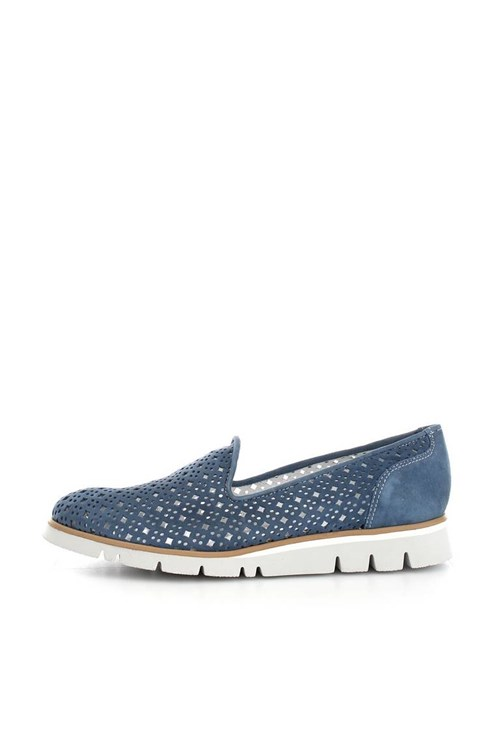 Lion Shoes Loafers LIGHT BLUE