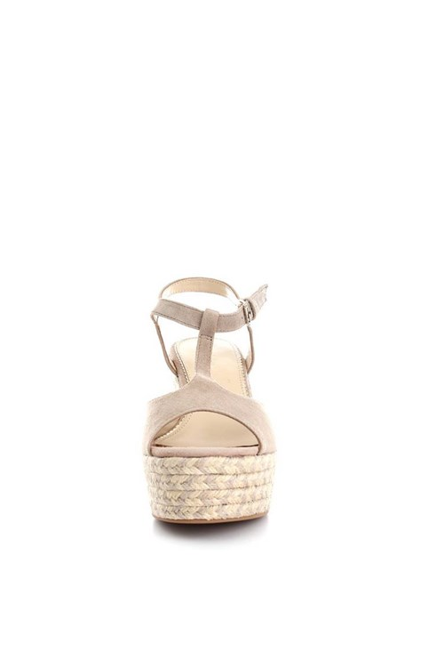 Sara Lopez Rope Shoes ECRU