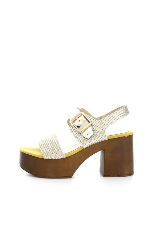 Seste' Sandals YELLOW