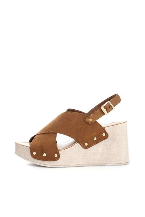 Seste'  With wedge BROWN