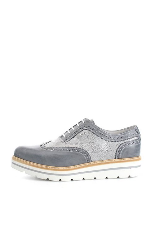 Nero Giardini Shoes With Laces LIGHT BLUE
