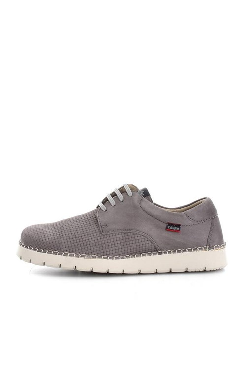 Callaghan Shoes With Laces GREY