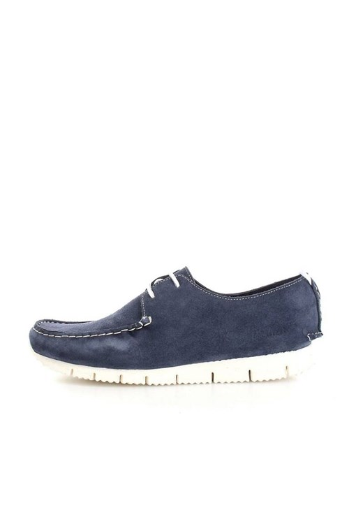 Docksteps Shoes With Laces BLUE