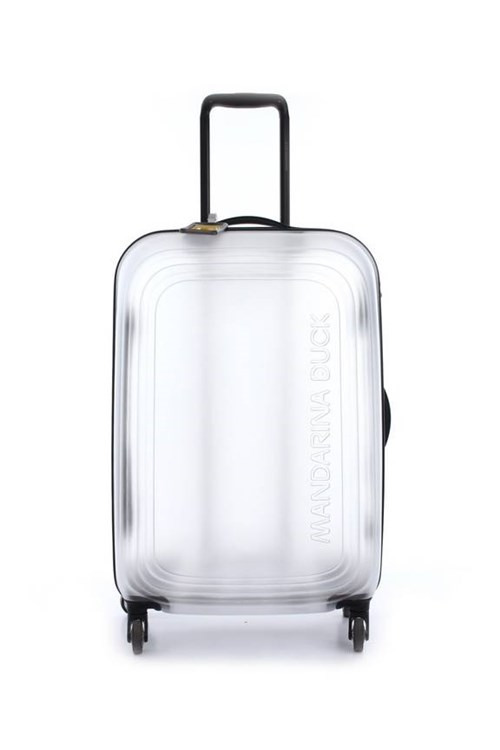 Mandarina Duck Medium Baggage WHITE