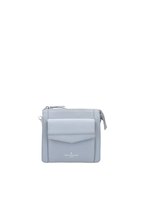 Pauls Boutique London Clutch GREY