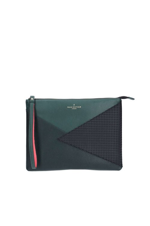 Pauls Boutique London Clutch GREEN