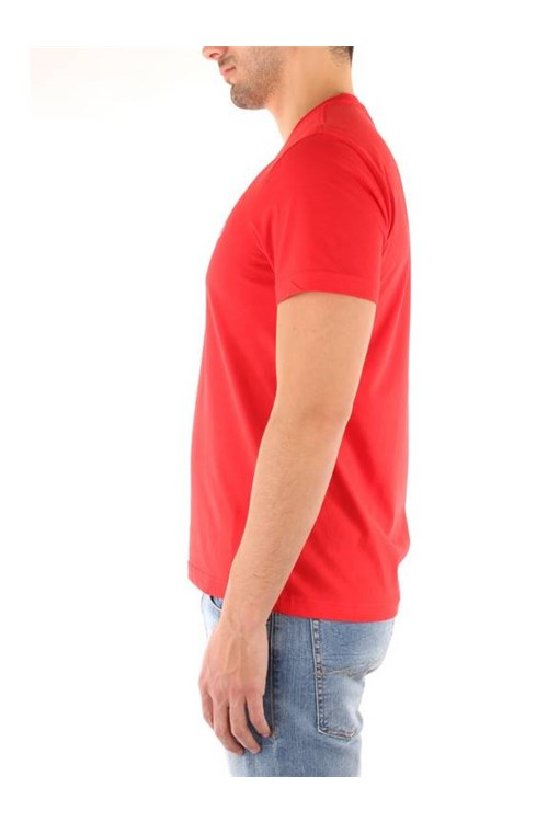 Ea7 T-shirt RED